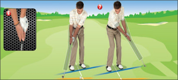 Golf Today Tuition - One minute tips: Chipping